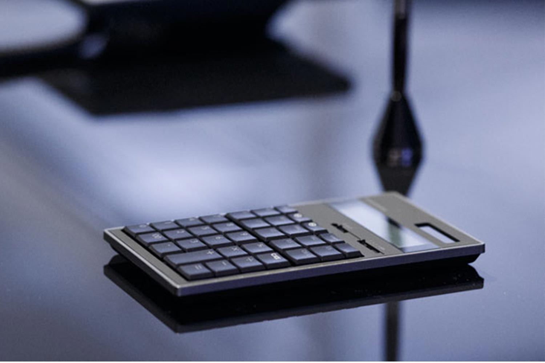 amadan 電子計算機 LC-704