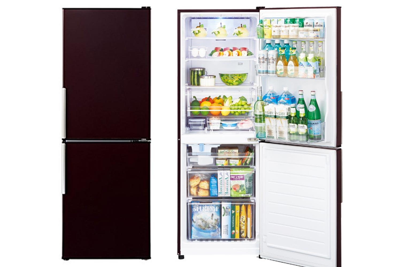 AQUA 冷蔵庫 275L 2ドア AQR-SD28D