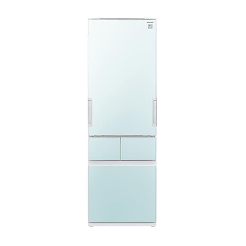 冷蔵庫 410L 4ドア