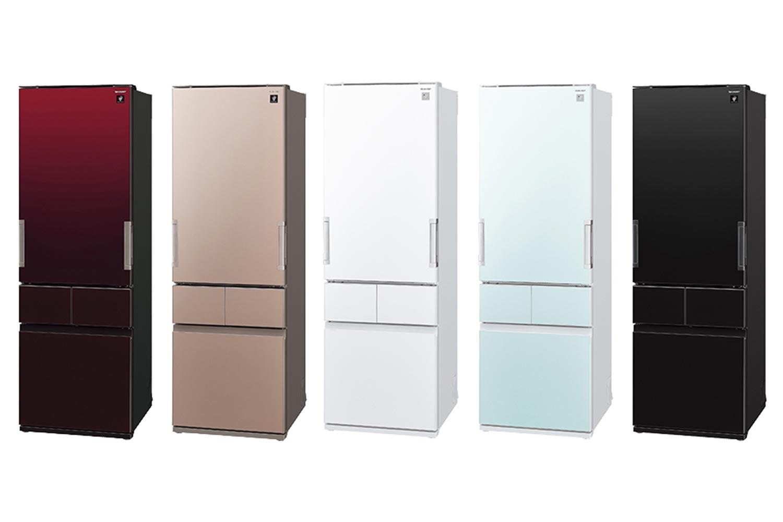 SHARP 冷蔵庫 410L 4ドア SJ-GT41B