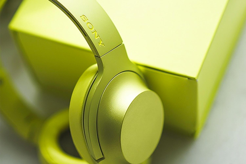 SONY ハイレゾヘッドホン h.ear on MDR-100A
