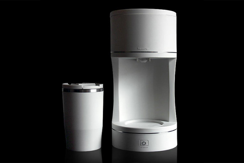 amadana barouche コーヒーメーカー BR-01-WH