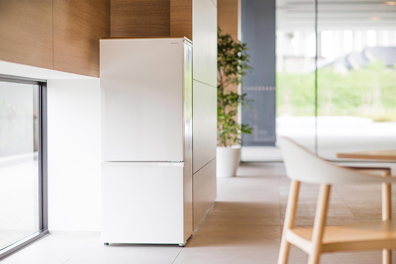 amadana 冷蔵庫 184L 2ドア ARF-A18