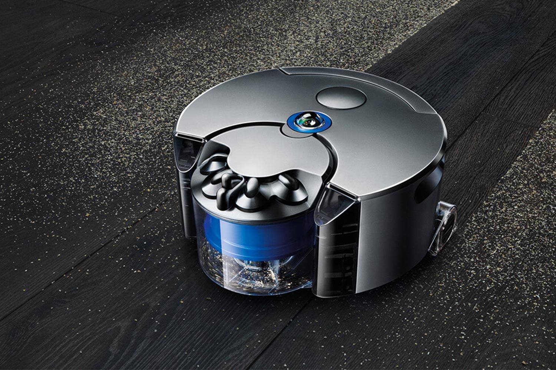 Dyson ロボット掃除機 360 eye RB01NB