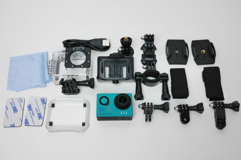 UPQ アクションスポーツカメラ Q-camera ACX1