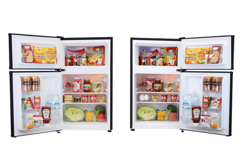 S-cubism 冷蔵庫 90L 2ドア WR-2090