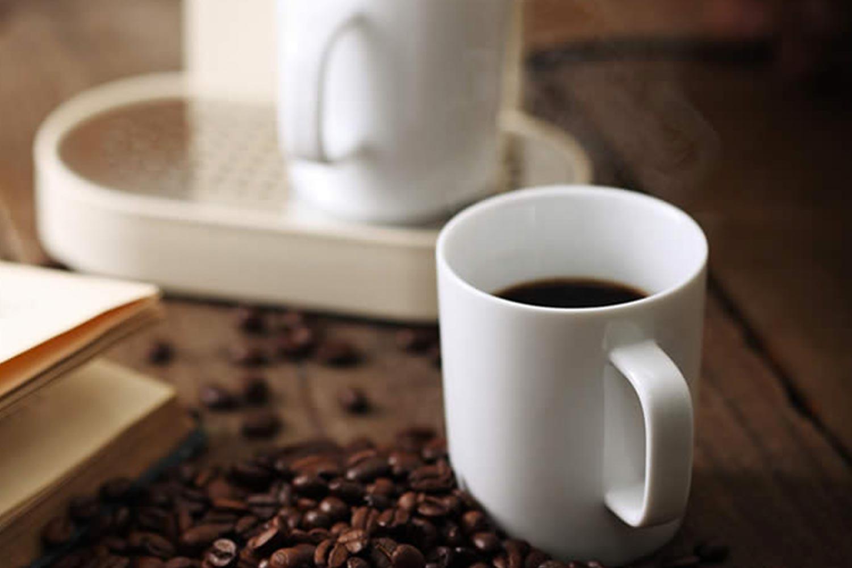 プラスマイナスゼロ コーヒーメーカー2カップ XKC-V110