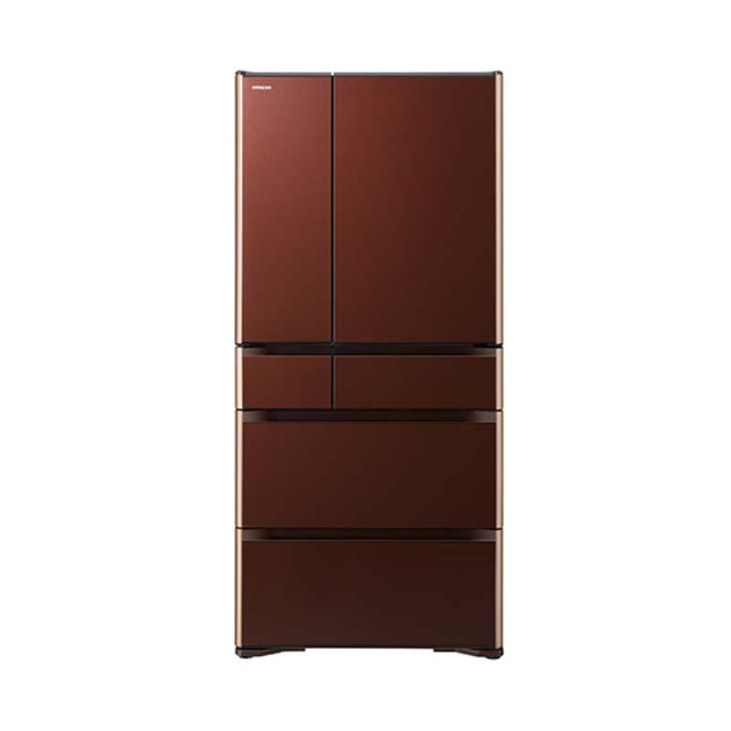 大型冷凍冷蔵庫 670L フレンチ6ドア