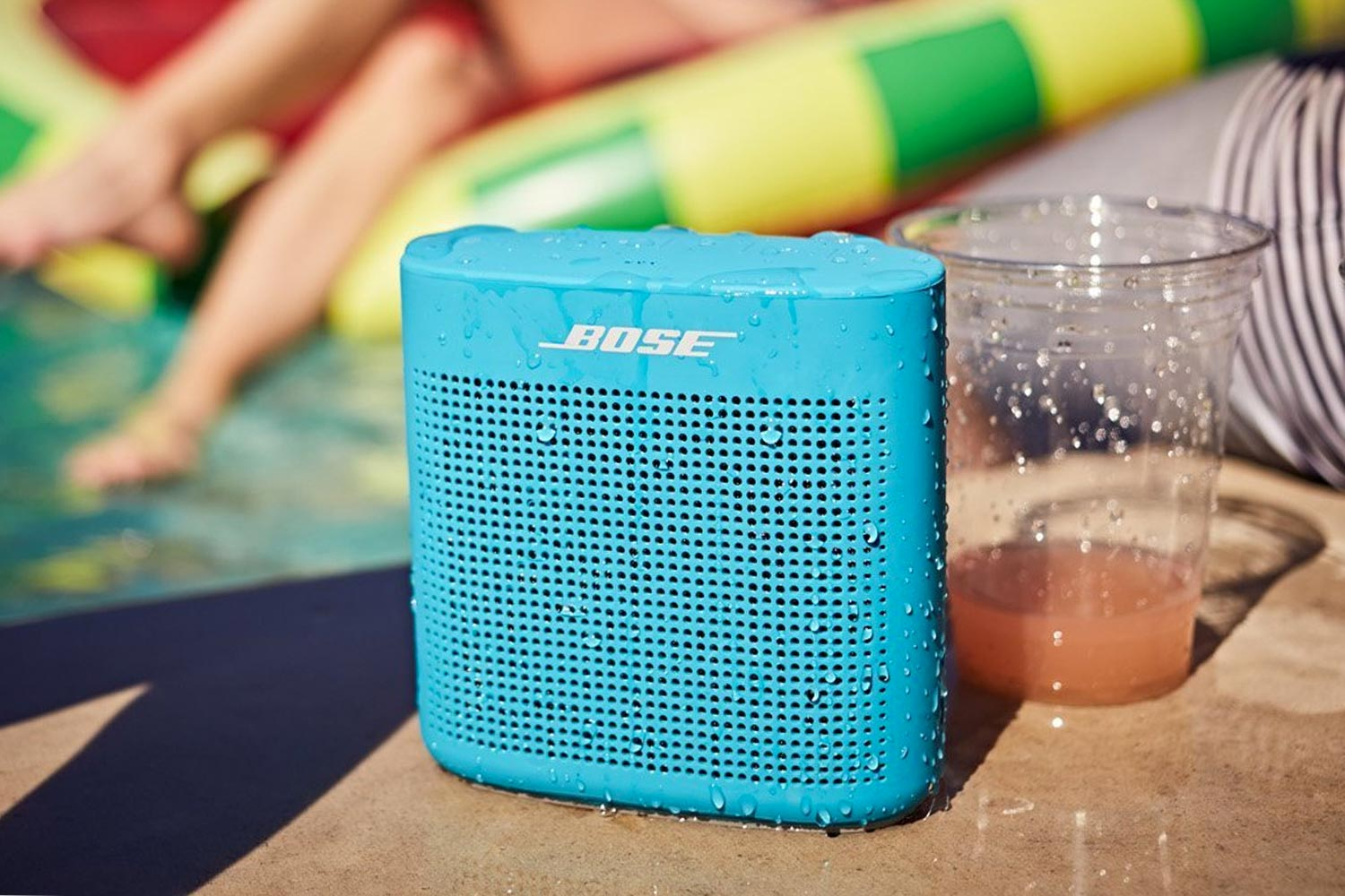 BOSE Bluetooth speaker SLink Color II