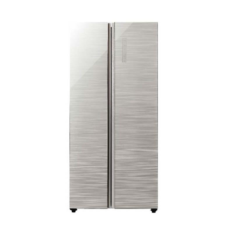 サイドバイサイド冷凍冷蔵庫 449L