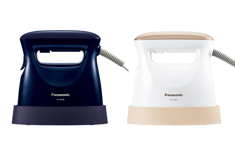 Panasonic 衣類スチーマー NI-FS540
