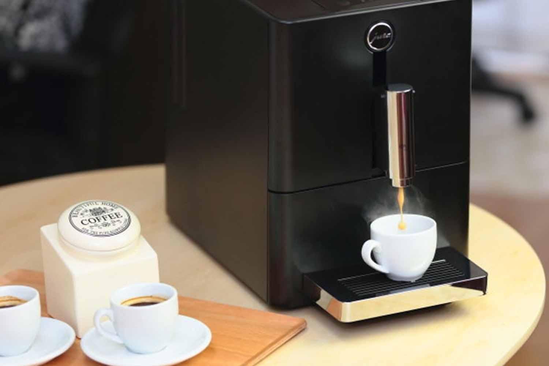 JURA 全自動コーヒーマシン ENA Micro 1