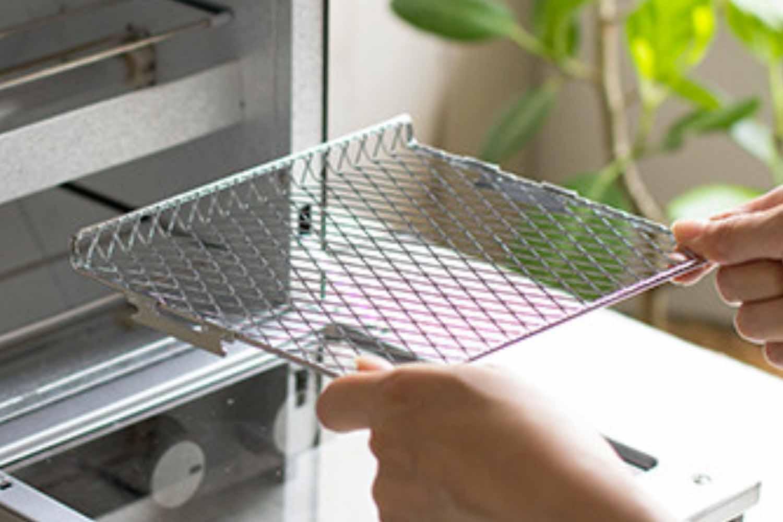 Vitantonio 縦型オーブントースター VOT-20-I/B