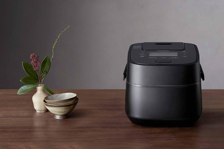 Panasonic スチーム&可変加圧IHジャー炊飯器 Wおどり炊き SR-VSX108 / SR-VSX188