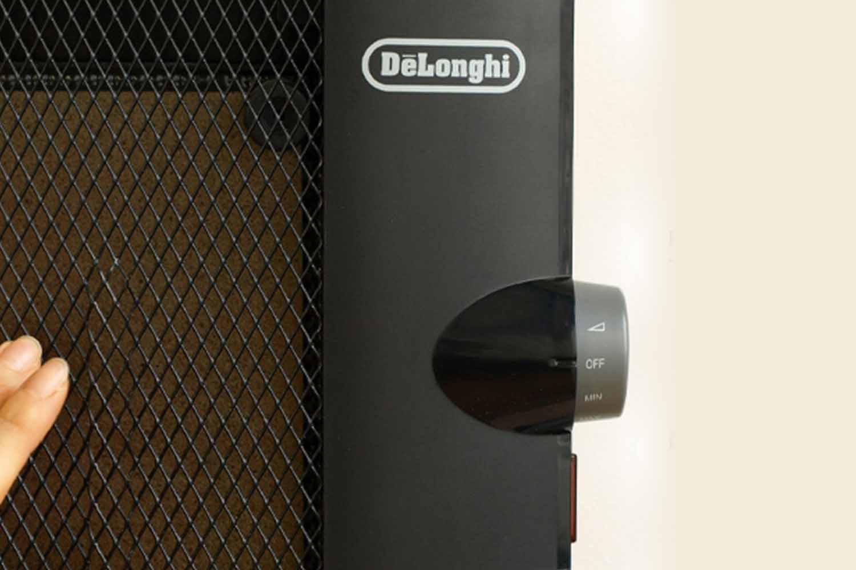 DeLonghi マイカパネルヒーター HMP900J-B
