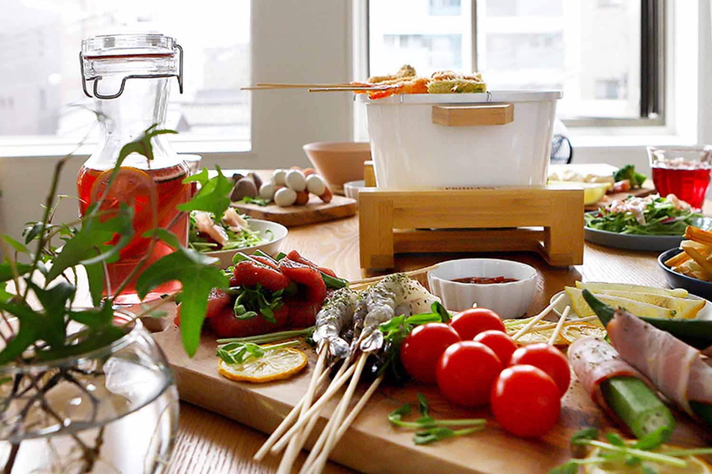 PRINCESS Table Fondue & Fry Pure 173030