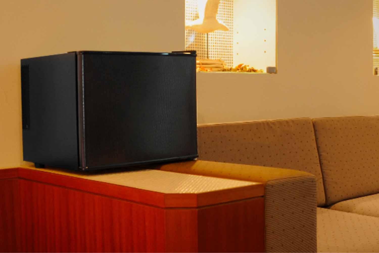 Peltism デザイン小型冷蔵庫 ADVANCED