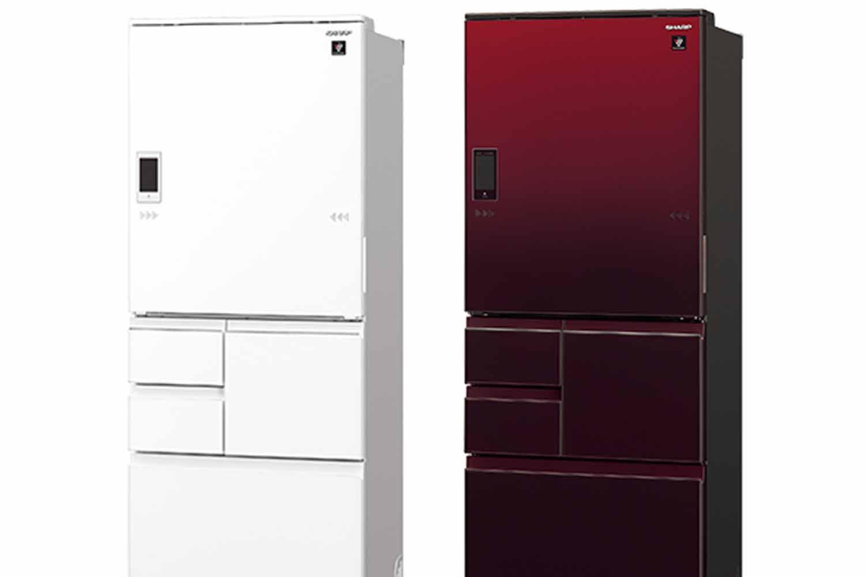SHARP 冷凍冷蔵庫 551L 5ドア SJ-WA55E