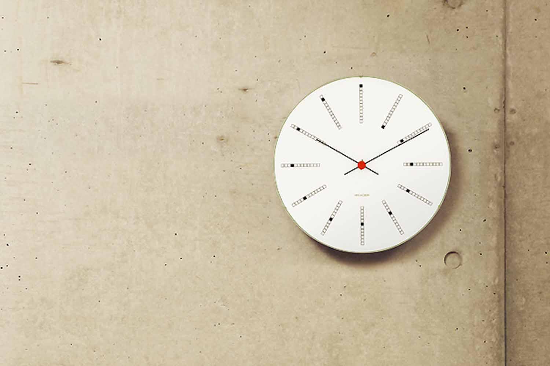 Rosendahl ウォールクロック バンカーズ BANKERS Wall Clock