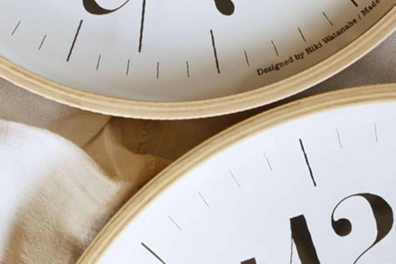 Lemnos Riki Clock WR07-11