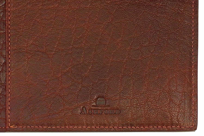 ASHFORD ディープシリーズ システム手帳バインダー 3102