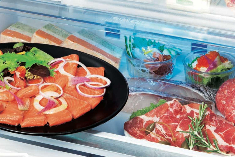 AQUA 冷凍冷蔵庫 375L 4ドア AQR-SV38J