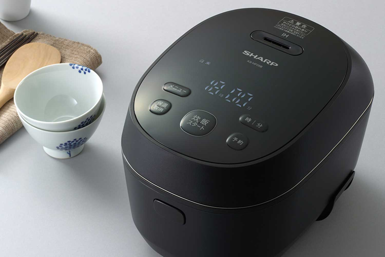 SHARP IHジャー炊飯器 KS-HF05