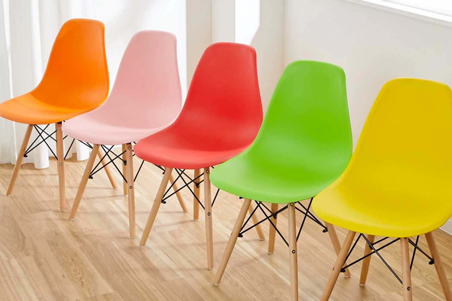 HermanMiller Eames Shell chair