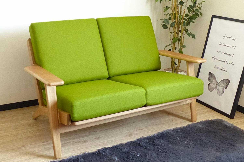 Hans Jørgensen Wegner sofa GE290