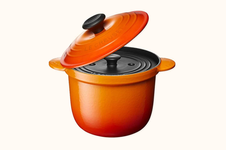 Le Creuset Enameled pot cocotte-every