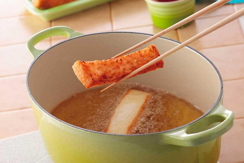 Le Creuset Enameled pot cocotte-ovale