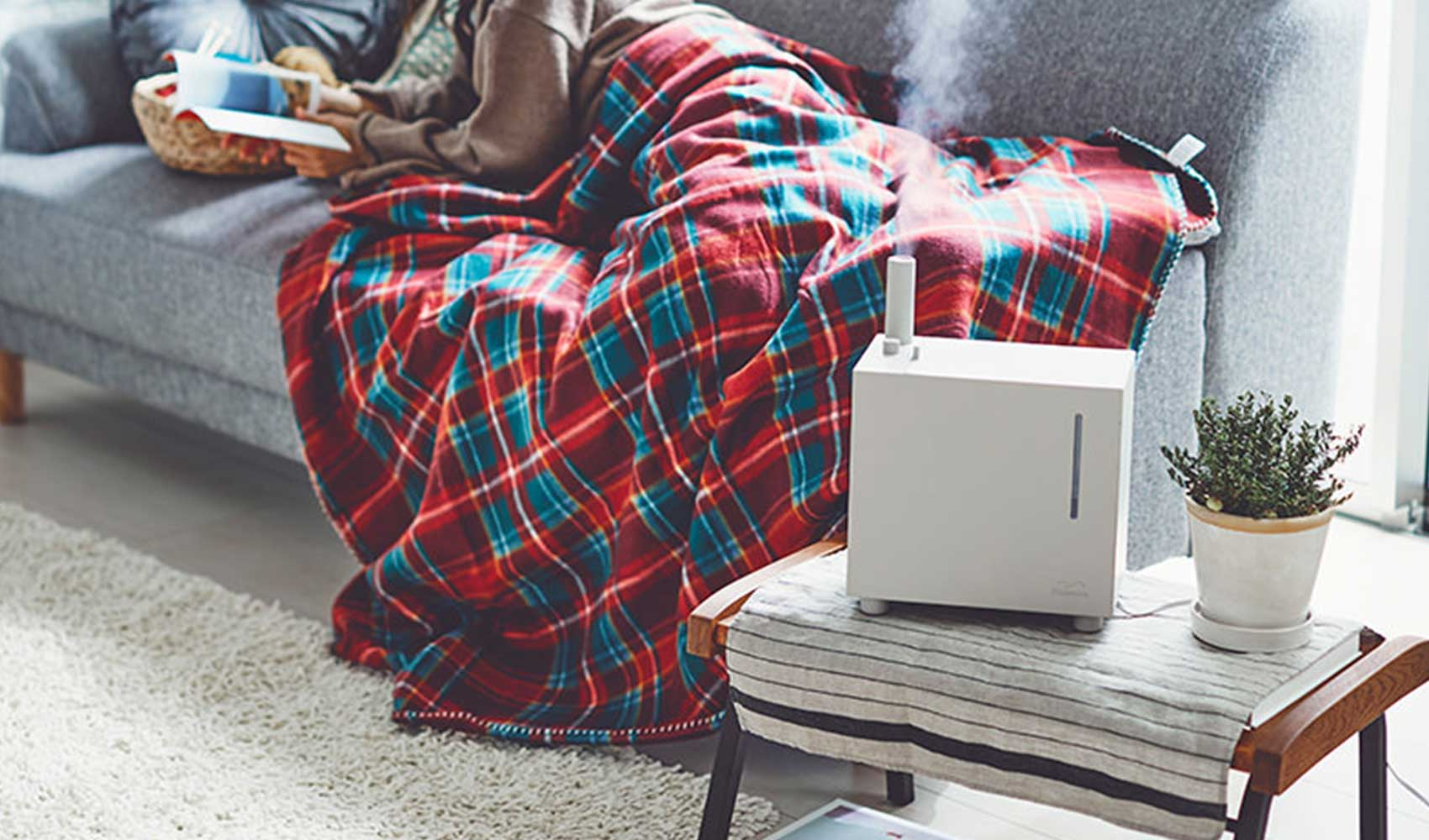 乾燥を防いで健康的に!オシャレな加湿器オススメ11選!自宅やオフィス・店舗で使えるモデルをご紹介!