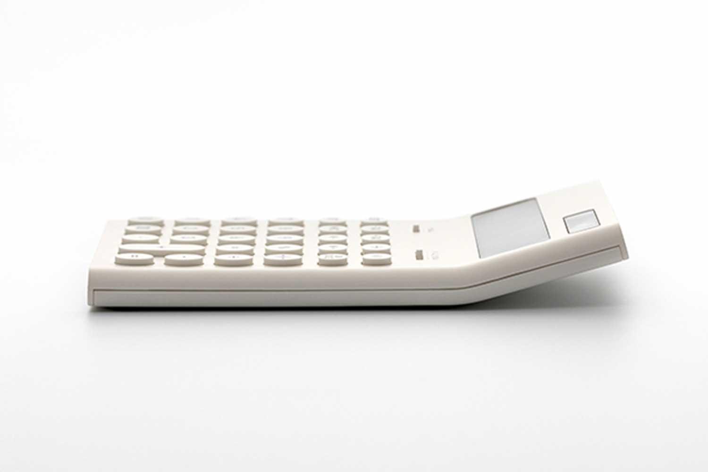 plusminuszero calculator 電子計算機 ZZD-Q010